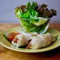 料理メニュー写真ベトナム揚げ春巻き