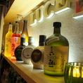 ビール、日本酒、カクテルなど全200種類のアルコール&ソフトドリンクが揃う飲み放題メニューには、本場「薩摩」の焼酎もラインナップ!!