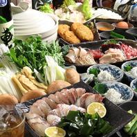 紀州和歌山のええとこ集めた料理を宴会コースに♪