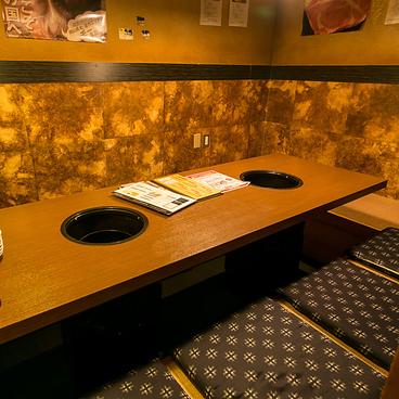 焼肉 犇屋 ひしめきや 伊丹店の雰囲気1