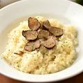 料理メニュー写真チーズトリュフのリゾット