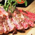 料理メニュー写真A5ランクかずさ和牛ステーキ