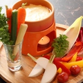 料理メニュー写真お野菜のバーニャカウダ