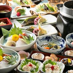 町家和食 京の町 梅田のコース写真