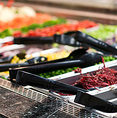 フードバーは1Fレストラン「COLLE」をご利用ください。安心して皆様がお食事をお楽しみいただけるよう、今まで以上に衛生面にこだわりお食事をご提供しています!