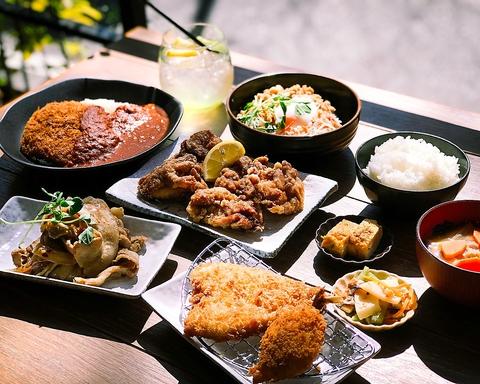 日本の調味料にこだわった昔ながらのお家ごはん◎心と体を癒す和のダイニング♪
