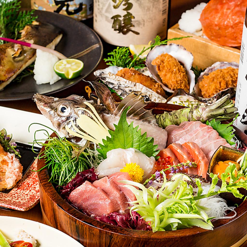 海鮮と蟹 個室居酒屋 豊浜 店舗イメージ2