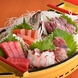 三陸の鮮魚を職人が丁寧にさばきます!