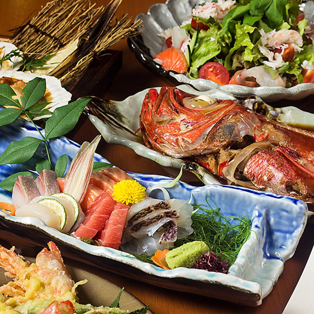 海鮮と蟹 個室居酒屋 豊浜 店舗イメージ4