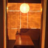 シャンデリアの灯りが雰囲気◎ソファー席はデートにもお勧め!