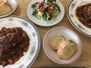 新在家コベヤのおすすめ料理1