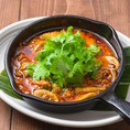 タイ風 ラム挽肉ときのこのパクチリージョ