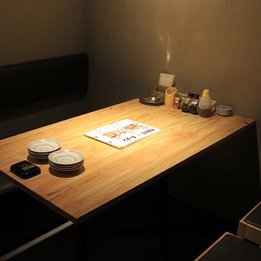 串・麺 ともすけ 久留米店の雰囲気1