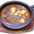 料理メニュー写真土鍋 de 麻婆豆腐