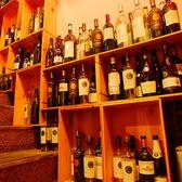 世界各国のワインを常時10種以上ご用意♪ワイン好きな方におすすめです!!