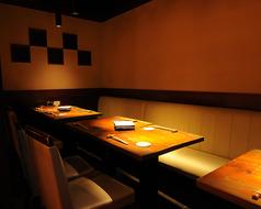 Kanon かのん 個室×肉×魚×野菜×ワインの雰囲気1