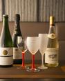 当店オリジナルペアグラスは如何でしょうか?1セット3000円でペアワイングラスもしくはペアシャンパングラスを記念にどうぞ!