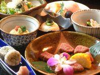 和風創作料理の数々・・・