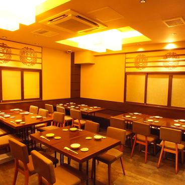 華厨香 西宮店の雰囲気1