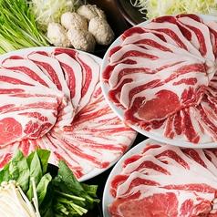 黒豚しゃぶしゃぶ 銀座羅豚 大名古屋ビルヂング店のおすすめ料理1