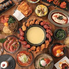 アジアン食堂 ポンチョ 梅田茶屋町店の写真