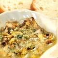 料理メニュー写真あさりと帆立のエスカルゴバター焼き