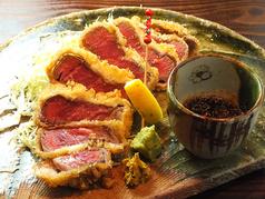 国産牛ひれカツ1980円(税抜)口の中でとろけます!!まさにスペシャリテです☆☆☆うまいっス
