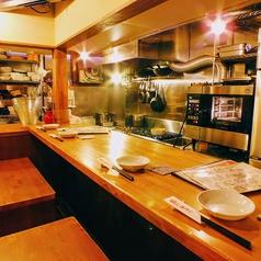 オープンキッチン特等席【宴会/相模大野】