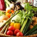 日本酒や焼酎に合うようにアレンジされた和食と、全国から選りすぐり契約農家から入荷した旬の野菜を、お楽しみいただけます。農家さんの露地野菜をふんだんに使用したお料理で、日本の旬をお楽しみください。◇錦糸町 宴会 歓送迎会 女子会 接待 貸切◇