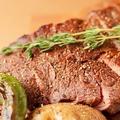 料理メニュー写真本日のステーキ
