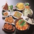 赤から鍋付♪大人気の飲み放題付コースを3000円台~多数ご用意しております!自慢の赤から鍋を堪能できる各種ご宴会に最適なプランとなっております◎