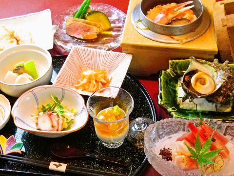 Japanese Restaurant kamameshi tanuki image