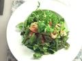 料理メニュー写真■海老とアボカドのサラダ