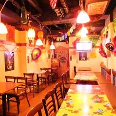 メキシコ料理 ソルアミーゴ 新宿店の雰囲気1