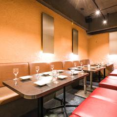 個室ダイニング 御膳 Gozen DOUYAMA DININGの雰囲気1