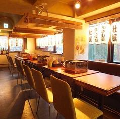かき小屋フィーバー 京都三条木屋町店の特集写真