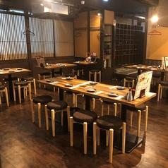 テーブル席☆2~4名までOK!!プライベートシーンに最適◎