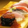 料理メニュー写真本日のお寿司6貫盛り合わせ