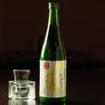【一ノ蔵 特別純米酒 ひやおろし】まるみとまろやかさを併せ持つ喉越し軽やかな秋のお酒です。