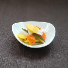 旬野菜のおつまみピクルス