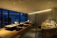 京都に夜景を満喫出来る掘りごたつ式座敷席は最大18名様の宴会も可能!