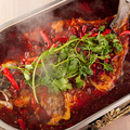料理メニュー写真重慶焼魚