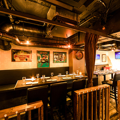 肉バル サルーテ ジャポン 渋谷店の特集写真