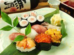 寿司 なかね