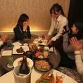【女性のお客様から届いた満足のお声◆その4】スタッフさんがお祝いで盛り上げてくれる!ありがとう!
