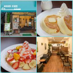 OASIS CAFE オアシスカフェの写真