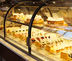 マカロニ市場 三島店のコース写真