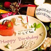 【誕生日・記念日に】盛り上がること間違いなし♪