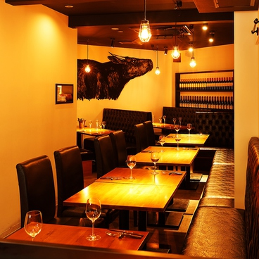 T8 Steak House 武蔵小杉の雰囲気1