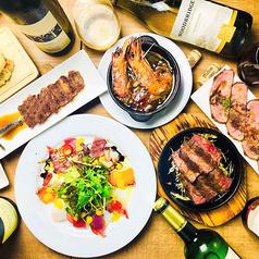 肉バル&魚バル HANDS ハンズのおすすめ料理1